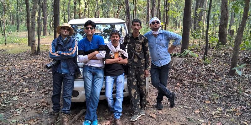 In the teak jungle
